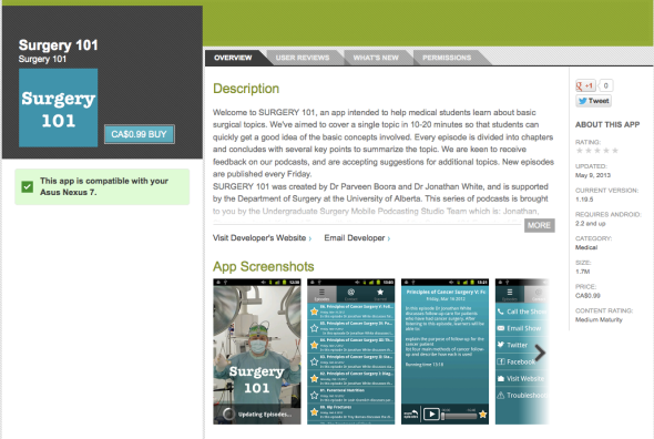 S101 on Google Play